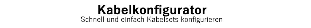 Kabelkonfiguratorbanner